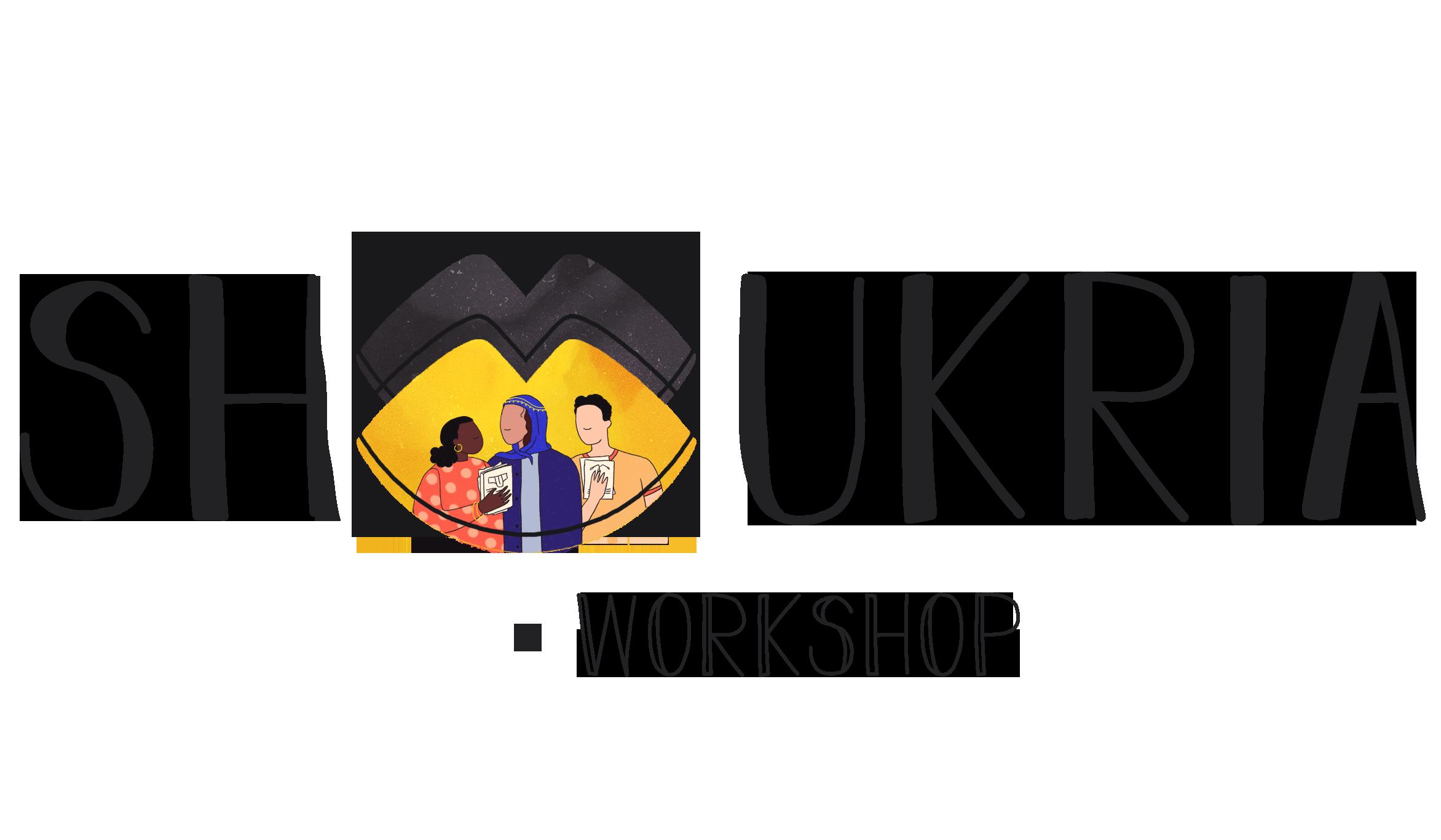 Shoukria Workshop Logo