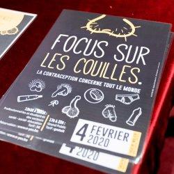 Photo Évènement : Focus sur les couilles